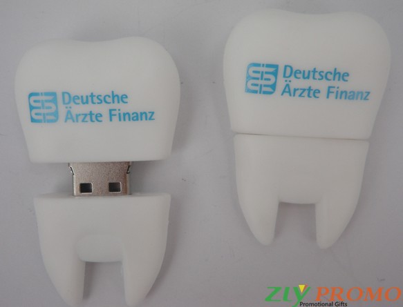 individuelle USB Sticks Zahn