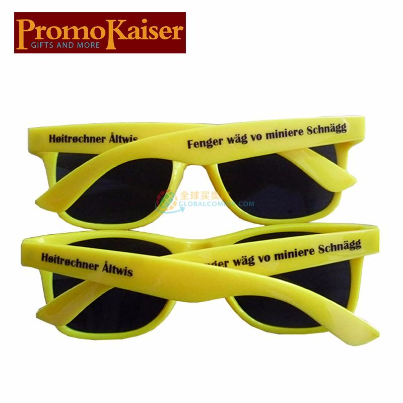 Custom Promotional Sunglasses Custom Printed Sunglasses Logo Sunglasses Hot Sale 2018