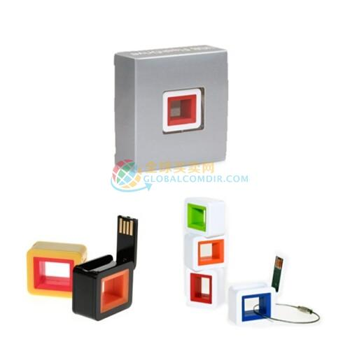 USB FlashDrive Square